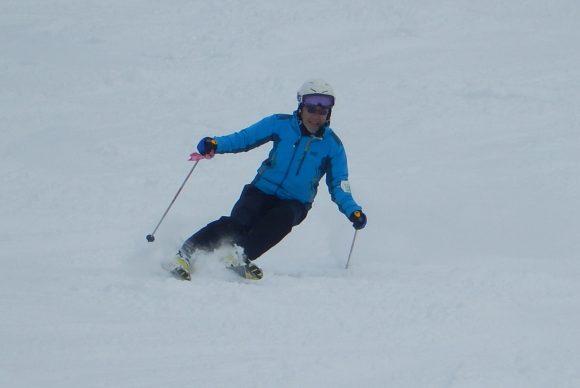 スキー小野栄治2