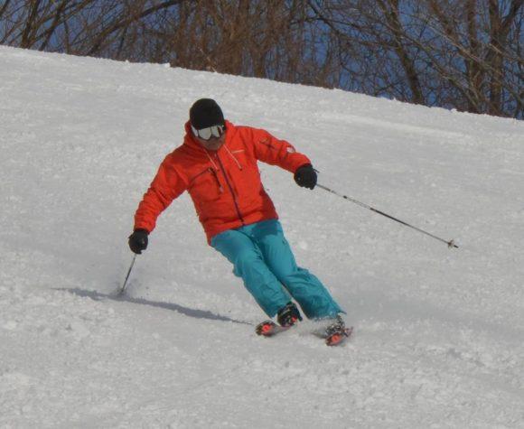 スキー岩田