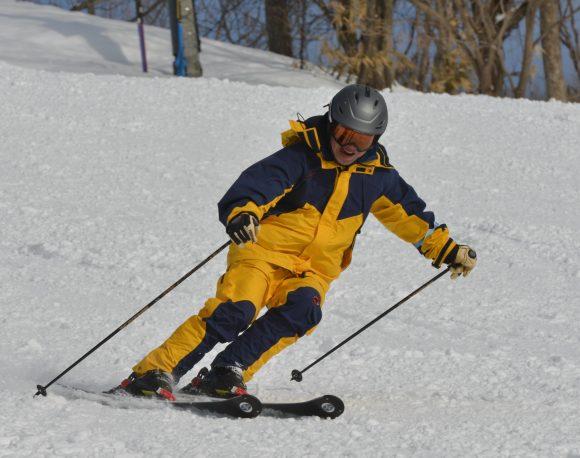 スキー二見