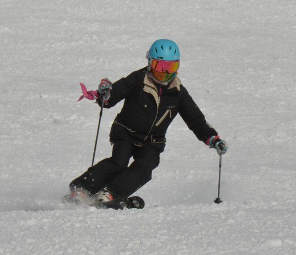 スキー小野美雅子