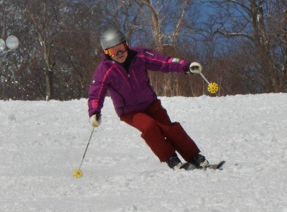 スキー宮本