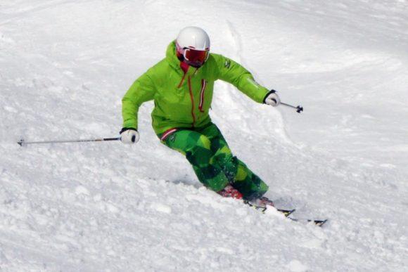 スキー田中