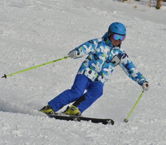 スキー渡辺康文