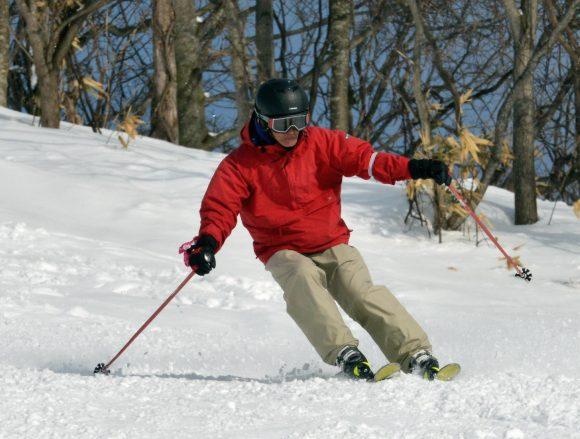 スキー吉村