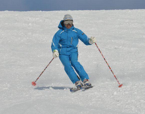 スキー梶川