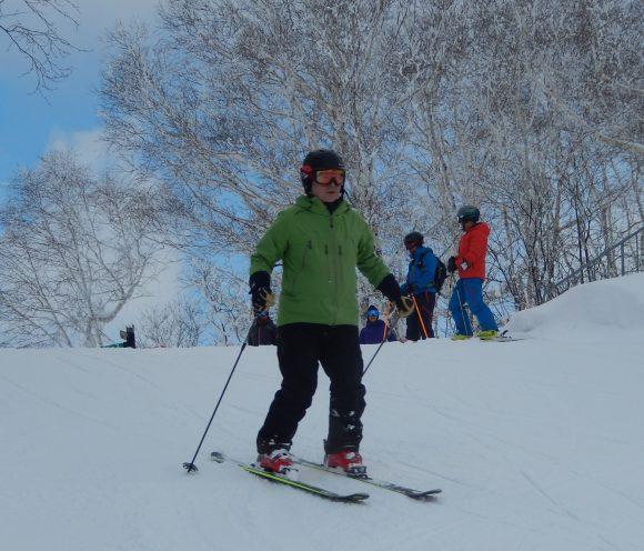 スキー尾形