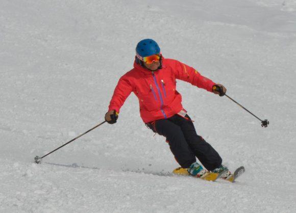スキー山下