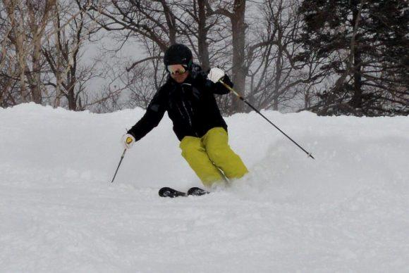 スキー米田