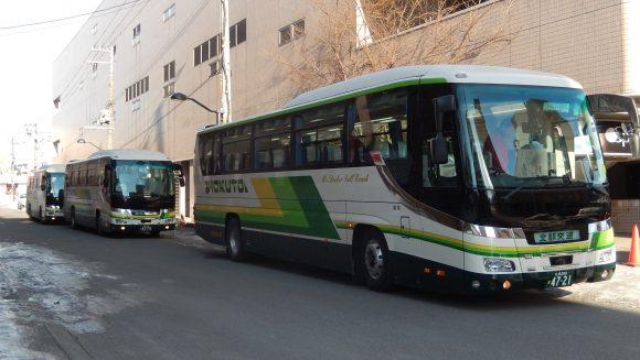 バスお迎え