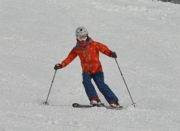 スキー山本 3日目