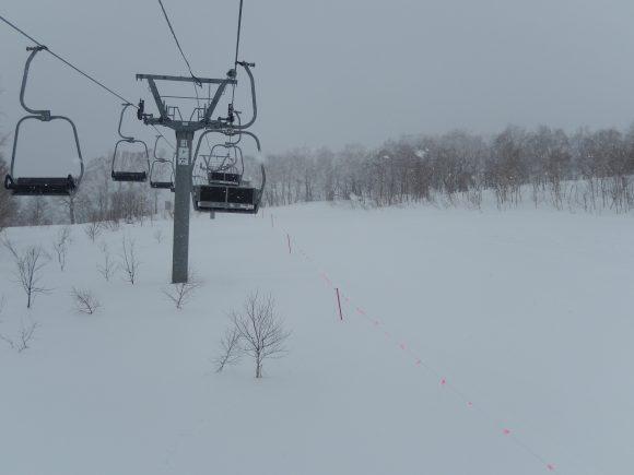 ピヤシリ雪