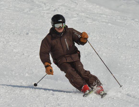 スキー峠広